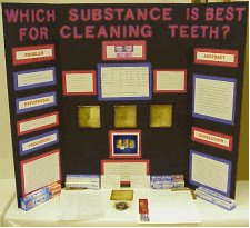 Best Whitening Toothpaste >> Science Fair Projects - http://www.fellowshipch.org ...